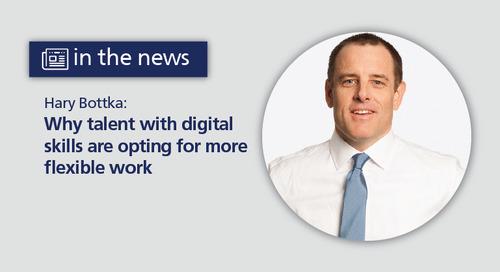 Chicago Tribune: candidates with digital skills seek flexible work