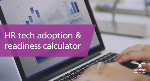 HR tech adoption and readiness calculator