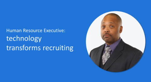 Human Resource Executive: technology transforms recruiting