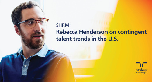 SHRM: Rebecca Henderson on contingent talent trends in the U.S.