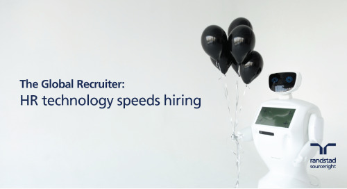 The Global Recruiter: HR technology speeds hiring.