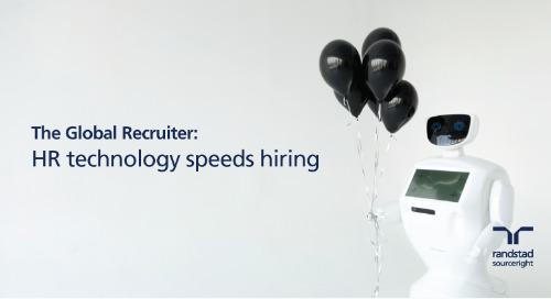 The Global Recruiter: HR technology speeds hiring.