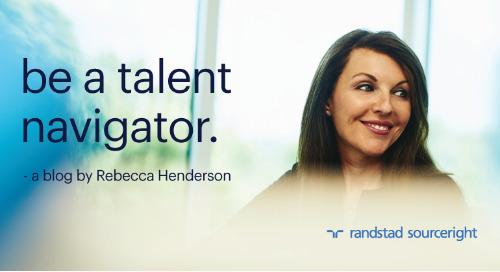 be a talent navigator.