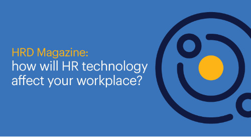 HRD Magazine: how will HR technology affect your workplace?