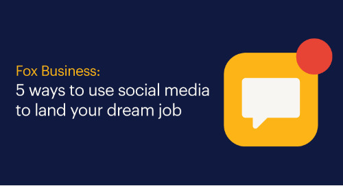 FOX Business: 5 ways to use social media to land your dream job
