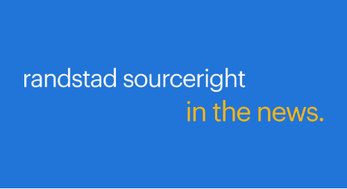 "Randstad Sourceright is named a ""Leader"" and ""Star Performer"" in recruitment process outsourcing (RPO) by Everest Group"