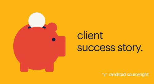RPO case study: a collaborative relationship drives recruitment success.