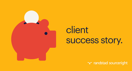 RPO case study: delivering critical talent for a financial services leader.
