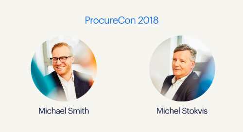 Randstad Sourceright to present talent acquisition insights at ProcureCon's 3rd Annual Total Talent Conference.