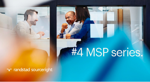 MSP series: how to work with your managed services provider for the best results.