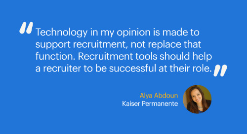 drive better recruitment outcomes with your HR tech strategy.