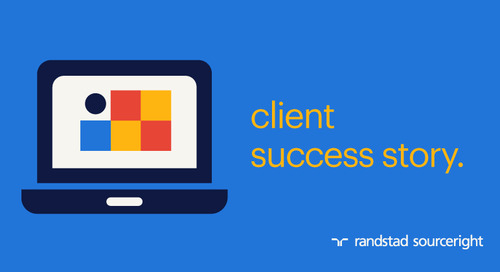 global ROD case study: IT leader gains agility and talent advantage.
