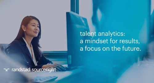 talent analytics: a mindset for results, a focus on the future.