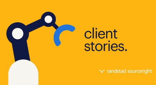 RPO case study: strategic sourcing to build a pipeline of technical talent.