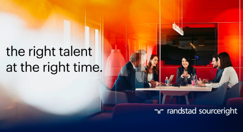 total talent series: the right talent at the right time.