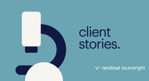 RPO case study: pharmaceutical giant finds the right cure for its recruitment challenges.