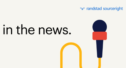 Randstad Sourceright recognized as a leading managed service provider by Everest Group.