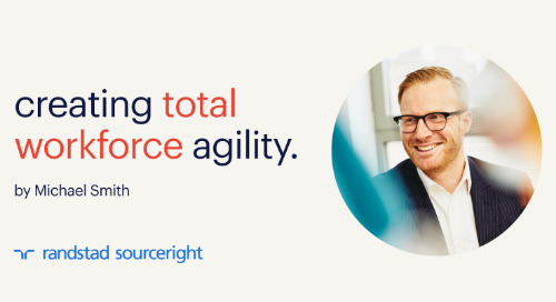 creating total workforce agility.