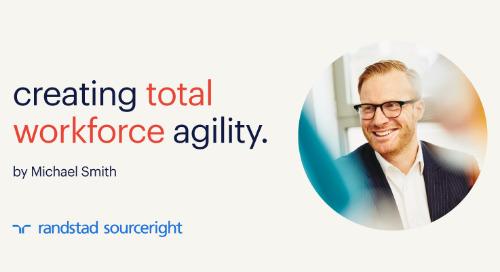 creating total workforce agility.