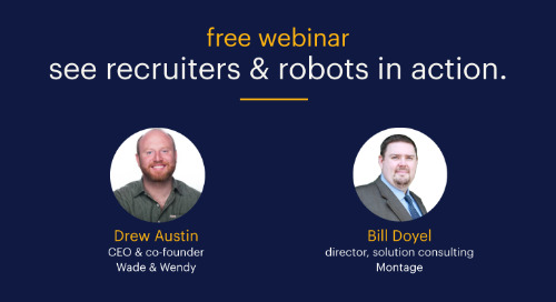 talent navigator webinar: see robots and recruiters in action.