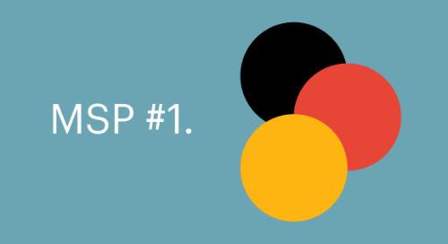 MSP-Serie 1: Neue Geschäftsszenarien