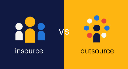 should I insource or outsource recruitment?