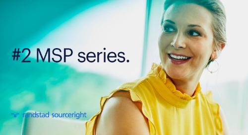 #2 nine benefits of MSP beyond cost savings | MSP staffing series.