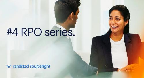 RPO-Serie 4: 5 Tipps für eine effektive Zusammenarbeit mit Ihrem RPO-Anbieter.