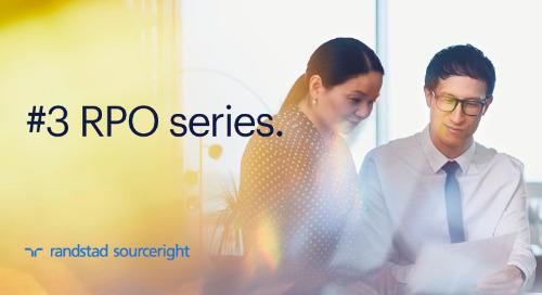 RPO-serie #3: teamsamenstelling voor een succesvolle RPO-implementatie.