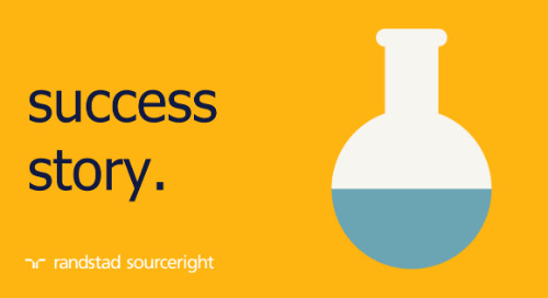 RPO case study: chemical manufacturer transforms entire talent acquisition process.