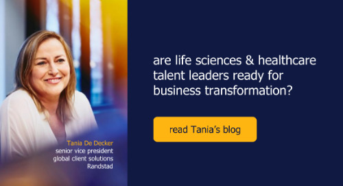 are life sciences & healthcare talent leaders ready for business transformation?
