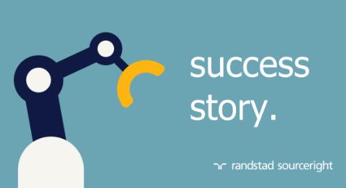 RPO case study: HR tech and talent analytics enhance recruiting.