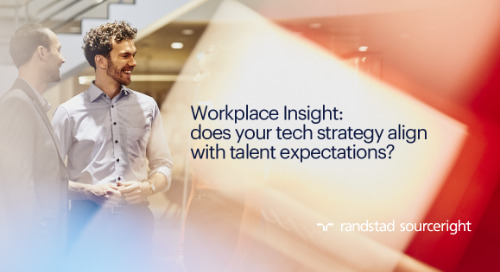 Workplace Insight: does your tech strategy align with talent expectations?