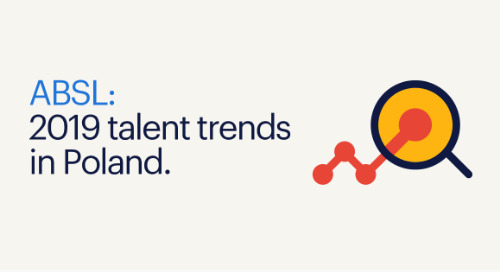 ABSL: 2019 talent trends in Poland.