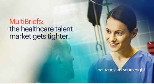 MultiBriefs: the healthcare talent market gets tighter.