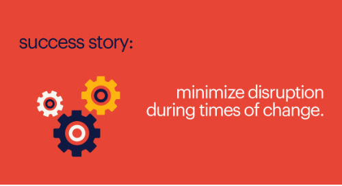 RPO case study: maintain smooth recruiting during a company demerger.
