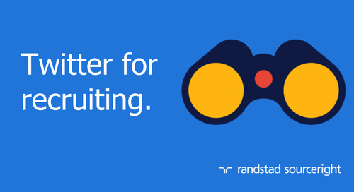 sourcing talent, one tweet at a time.