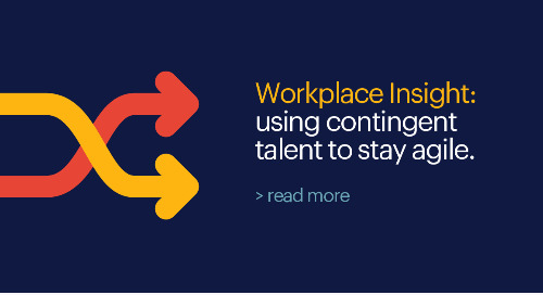 Workplace Insight: using contingent talent to stay agile.