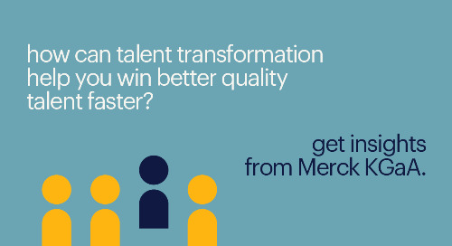 Randstad Sourceright hosts webinar with Merck KGaA, Darmstadt, Germany on how to drive global talent transformation using market insights.