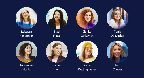 8 Randstad executives named to SIA's Global Power 150 – Women in Staffing list 2019.