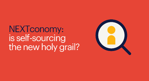 NEXTconomy: is self-sourcing the new holy grail?