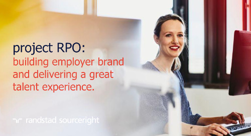 RPO case study: transform talent strategy with insights and HR tech.