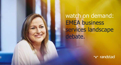 ABSL presents EMEA's Business Services Landscape report.