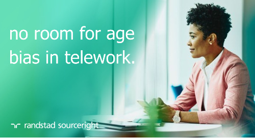 HR Dive: no room for age bias in telework.