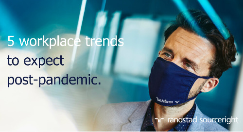Toolbox for HR: 5 workplace trends to expect post-pandemic.