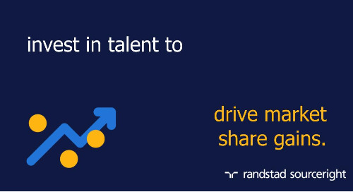Workplace Insight: investment in talent will drive market share gains.
