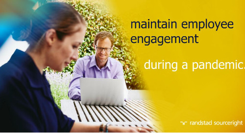 Thrive Global: maintain employee engagement during a pandemic.