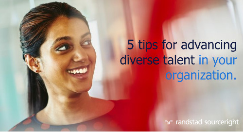 Blavity: 5 ways to advance diverse talent in your organization.