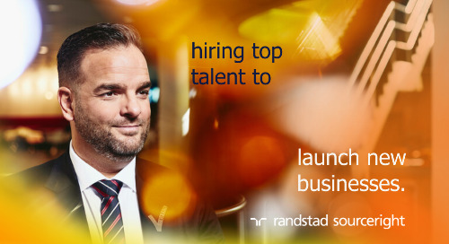 RPO case study: strategic recruitment supports new business launches.