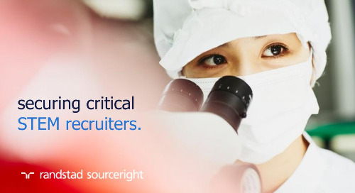 RPO case study: biopharmaceutical leader gains specialized recruiting talent.